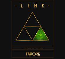 Triforce Designs - Farore's Courage Edition Unisex T-Shirt