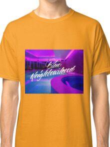 Troye Sivan Blue Neighborhood Poolside Classic T-Shirt