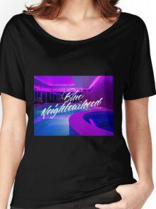 Troye Sivan Blue Neighborhood Poolside Women's Relaxed Fit T-Shirt
