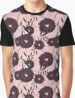 Garden Pink Graphic T-Shirt