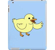 Regular duck iPad Case/Skin