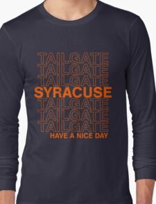 Syracuse Tailgate Long Sleeve T-Shirt