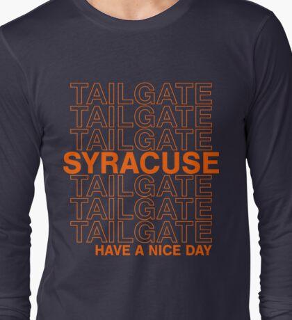 Syracuse Tailgate Long Sleeve T-Shirt
