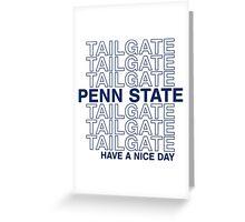 PSU Tailgate Greeting Card