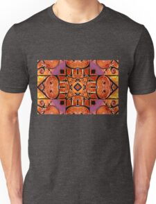 Old Rusty Farm Machines ( Abstract ) Unisex T-Shirt