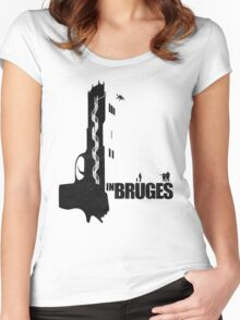 In Bruges Women's Fitted Scoop T-Shirt