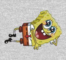 Spongebob One Piece - Short Sleeve
