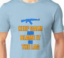 Blame The Lag Unisex T-Shirt