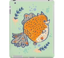 Pomfish iPad Case/Skin