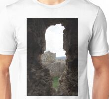 Through The Ancient Walls Unisex T-Shirt