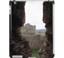 Through The Ancient Walls iPad Case/Skin