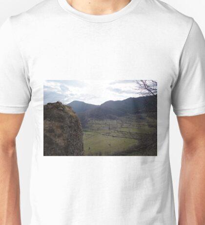Steps Of History Unisex T-Shirt