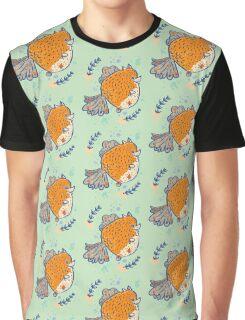 Pomfish Graphic T-Shirt