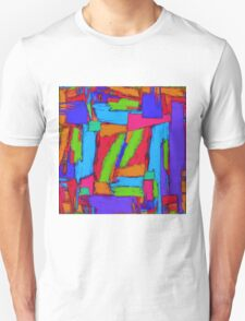 Sequential steps Unisex T-Shirt