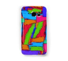 Sequential steps Samsung Galaxy Case/Skin
