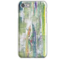 Fairy Tale about Forest - Original Wall Modern Abstract Art Painting iPhone Case/Skin
