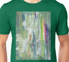 Fairy Tale about Forest - Original Wall Modern Abstract Art Painting Unisex T-Shirt