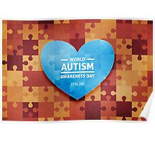 International Autism day Poster