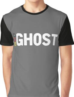 Jamie-Lee - Ghost Graphic T-Shirt