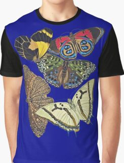 TIR-Butterfly-7 Graphic T-Shirt