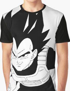 Vegeta - Dragon Ball Graphic T-Shirt