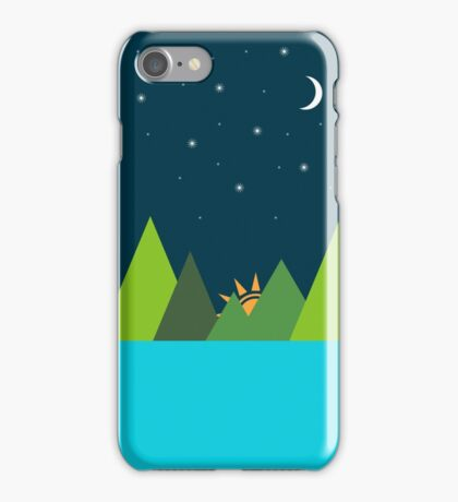 Mr Landscape iPhone Case/Skin