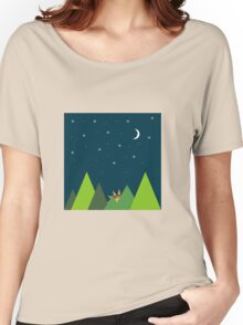 Mr Landscape Women's Relaxed Fit T-Shirt