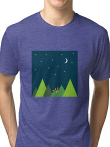 Mr Landscape Tri-blend T-Shirt