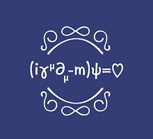 Dirac Equation Unisex T-Shirt