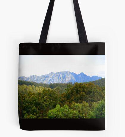 Mount Roland, Tasmania Tote Bag