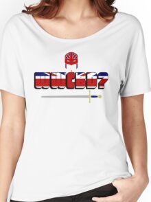 WWCBD? Women's Relaxed Fit T-Shirt