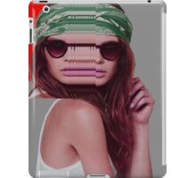 young and slow iPad Case/Skin