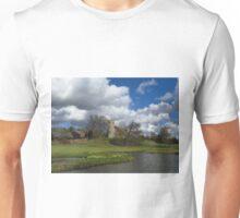 Puffy White Clouds, Aldham, Suffolk Unisex T-Shirt