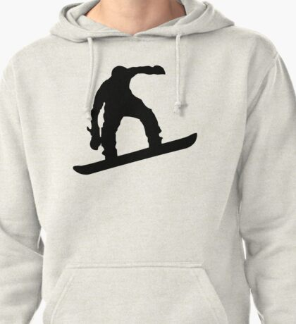 Snowboarder 4 Pullover Hoodie