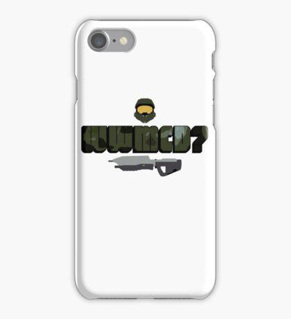 WWMCD? iPhone Case/Skin