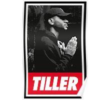 Bryson Tiller [4K] Poster