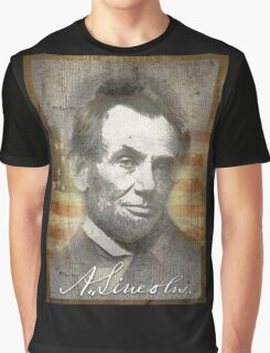 lincoln Graphic T-Shirt