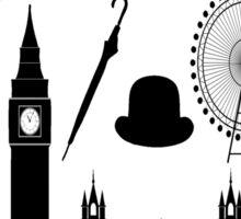 LONDON CALLING Sticker