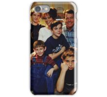 MITM Season 1 Cast Photo iPhone Case/Skin