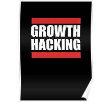 Growth Hacking Marketing Technique Graphic T-shirt Design Poster