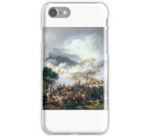 Louis-François Lejeune - Battle of Somo-Sierra iPhone Case/Skin