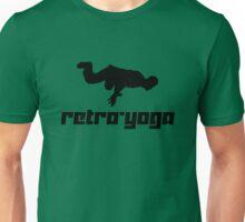 Retro-Yoga Unisex T-Shirt