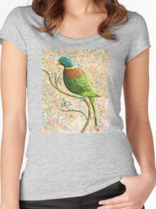 Rainbow lorikeet of Australia Women's Fitted Scoop T-Shirt