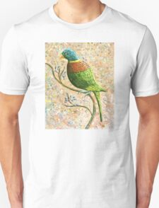Rainbow lorikeet of Australia Unisex T-Shirt
