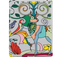 Colourful Deer iPad Case/Skin