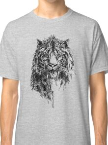 Sabretooth Cat v1 Classic T-Shirt
