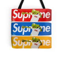 Supreme Kermit Tote Bag