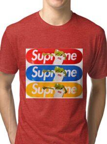 Supreme Kermit Tri-blend T-Shirt
