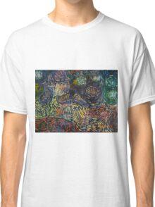 Aboriginal Fireworks Classic T-Shirt