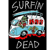 Surfin Dead Photographic Print
